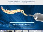 Brochure per sistemi di validazione autoclavi e sterilizzazione in ambito medicale e farmaceutico