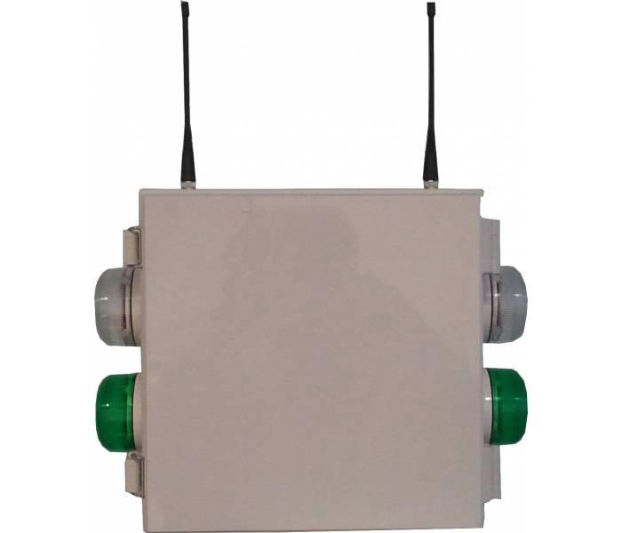 Ethernet radio receiver