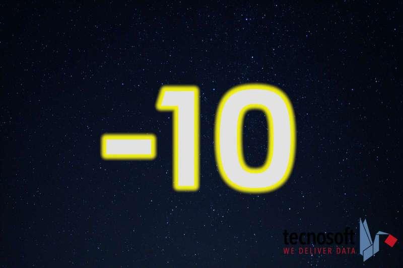 The countdown has begun!