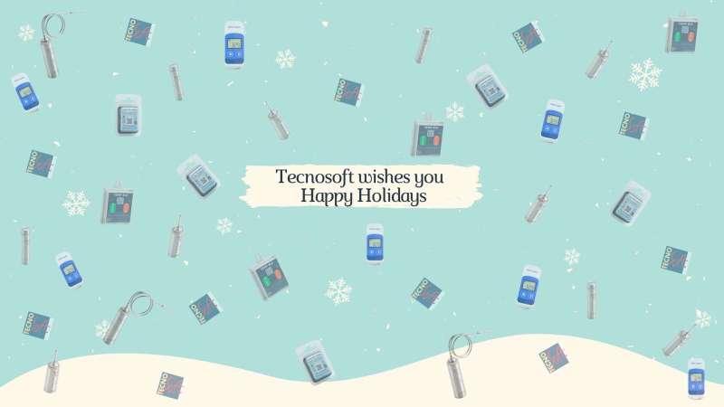 Auguri per un felice Natale ed un sereno anno nuovo!