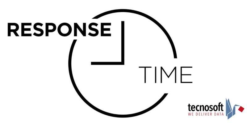 Cos'è il tempo di risposta?