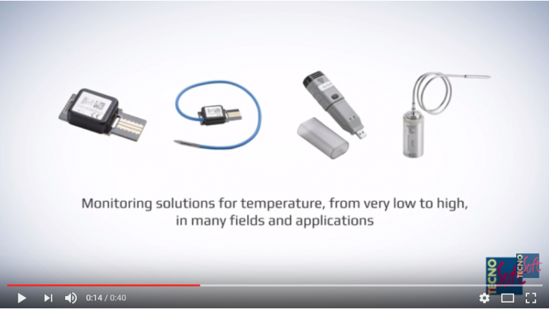 New video Temperature monitoring systems