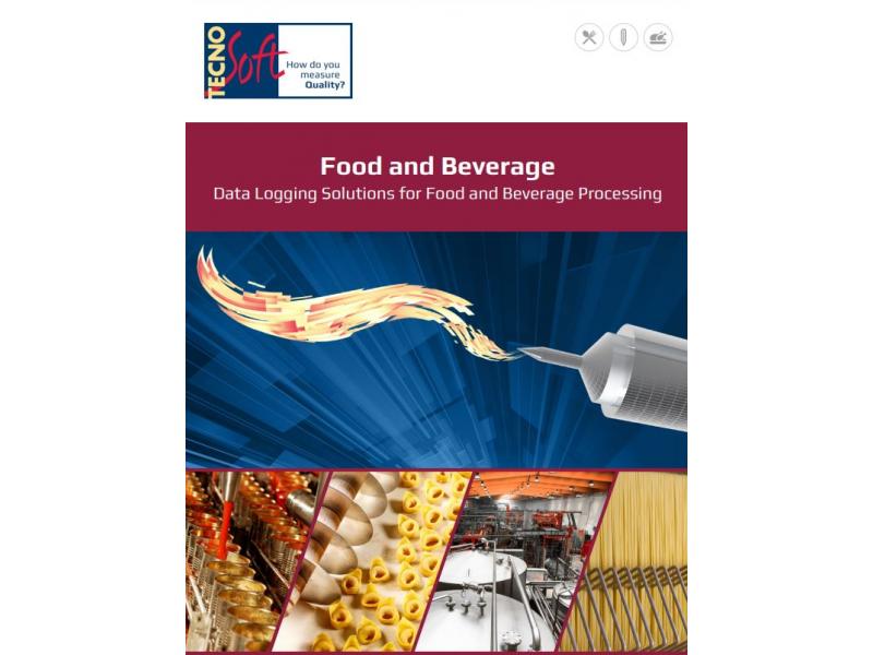 Brochure per processi termici quali sterilizzazione e pastorizzazione in ambito alimentare