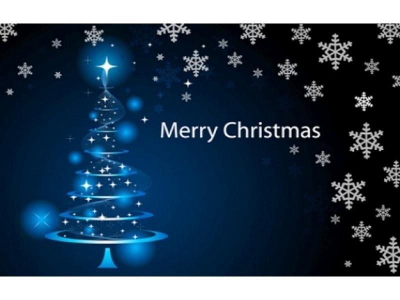Auguri per un sereno Natale ed un buonissimo anno nuovo!