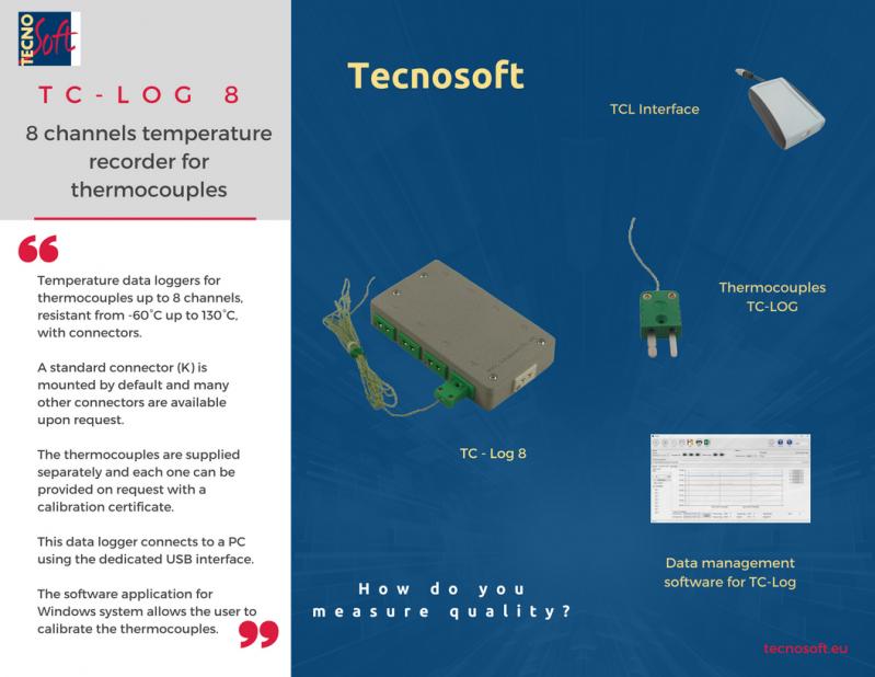 Il nuovo TC-Log 8