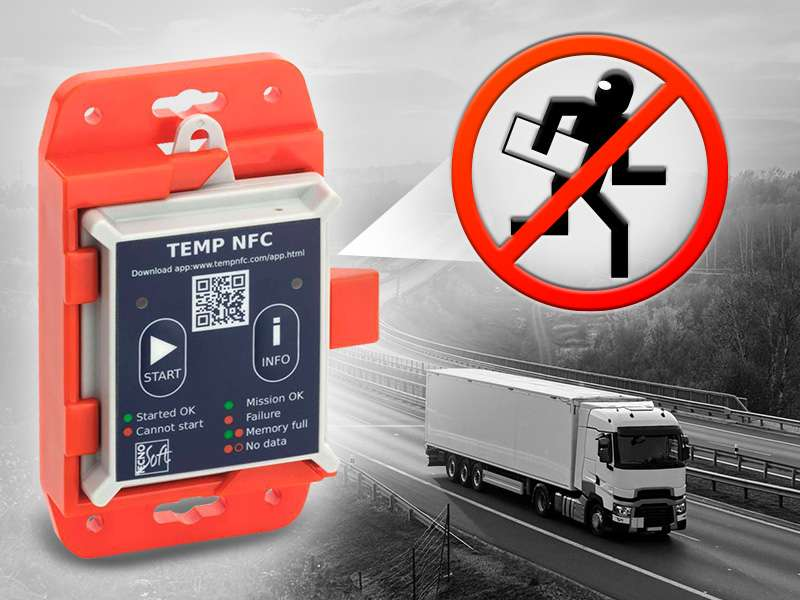 Fraud-proof transport monitoring: the Anti-tamper function