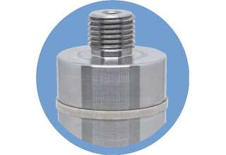 Pirani Vacuum Logger with thread