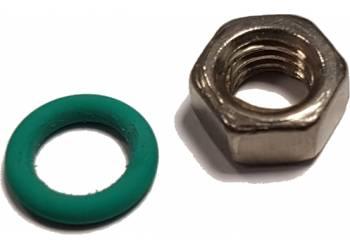 Controdado M5 con o-ring