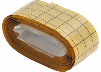 Adhesive rubber for high temperatures