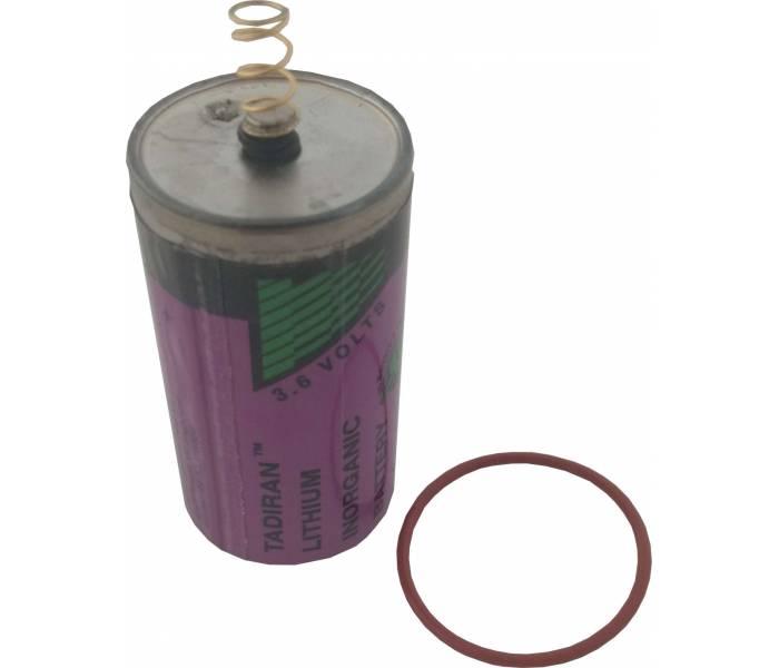 Pirani Vacuum Logger battery kit